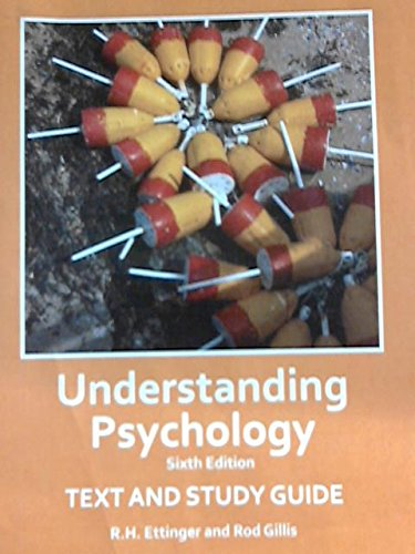 9781618824479: Understanding Psychology: Text and Study Guide