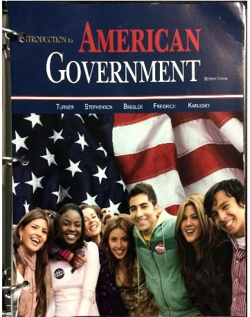 9781618826077: INTRO.TO AMER.GOVERNMENT(LOOSE)-W/EBOOK
