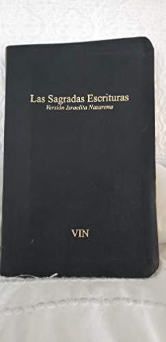 9781618872371: Las Sagradas Escrituras VIN