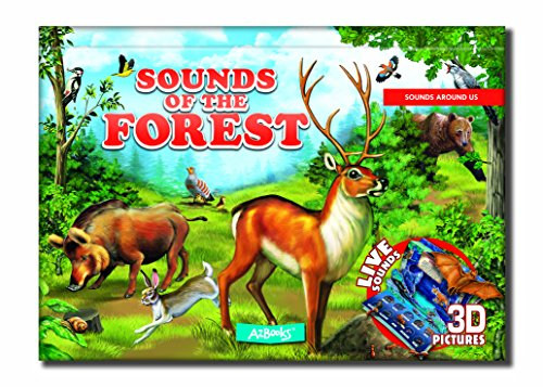 9781618890283: Sounds of the Forest (Sounds Around Us)