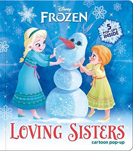 9781618890658: Loving Sisters (Disney Frozen) (Art Studio)