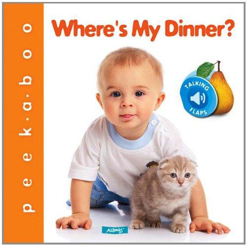 9781618891150: What Do I Eat? (Peek-A-Boo)