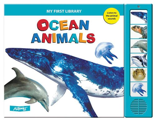 Ocean Animals (My First Library): Brown, Kate