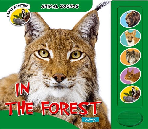9781618891266: In the Forest (Animal Sounds)