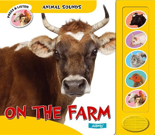 9781618891297: On the Farm (Animal Sounds)