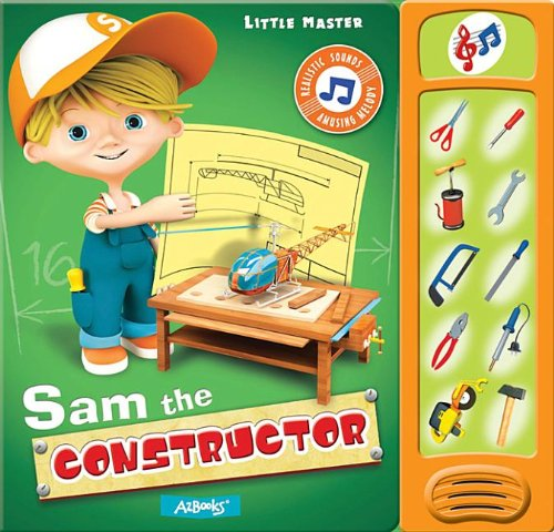 9781618891495: Sam the Constructor (Little Master)