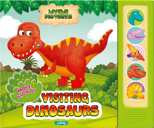 Visiting Dinosaurs (Lively Pictures): Jones, Emma
