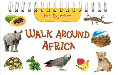 9781618891914: Walk Around Africa (Put Together)