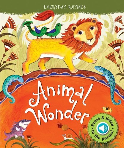 9781618892263: Animal Wonder (Everyday Rhymes)