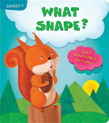 9781618892478: What Shape? (Smarty)