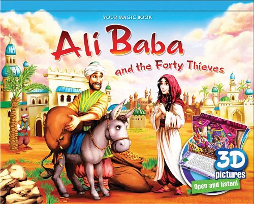 9781618892980: Ali Baba and the Forty Thieves (Your Magic Book)