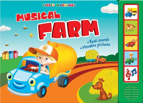 9781618893260: Musical Farm (Lively Machines)