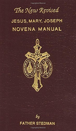 Jesus, Mary, Joseph Novena Manual (Imitation Leather): Father Stedman