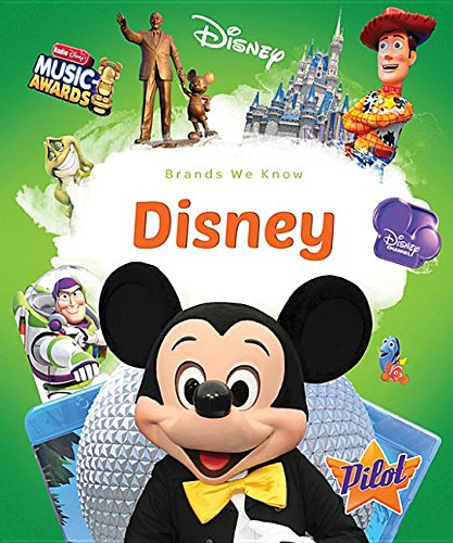 9781618912473: Disney (Brands We Know)