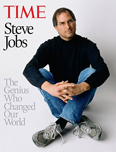 9781618930026: Time Steve Jobs: The Genius Who Changed Our World