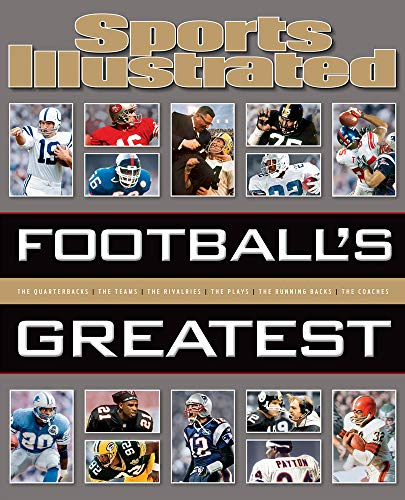 Sports Illustrated Football's Greatest: Editors of Sports