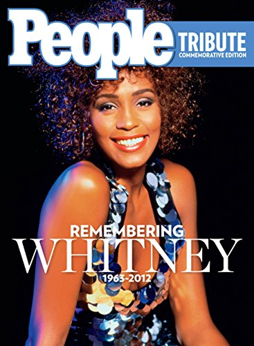 9781618930040: People Remembering Whitney Houston: A Tribute