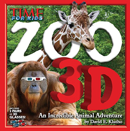 9781618930095: TIME for Kids Zoo 3D: An Incredible Animal Adventure