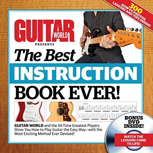 9781618930149: Guitar World The Best Instruction Book Ever!