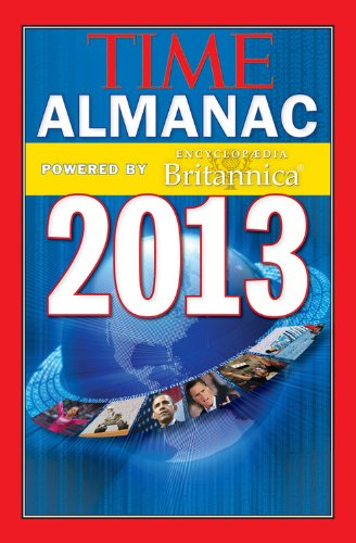9781618930194: TIME Almanac 2013: Powered By Encyclopedia Britannica