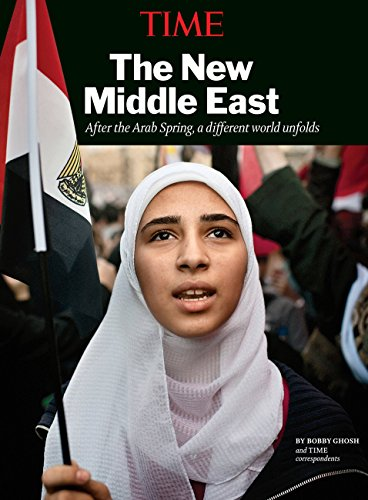 9781618930231: TIME The New Middle East