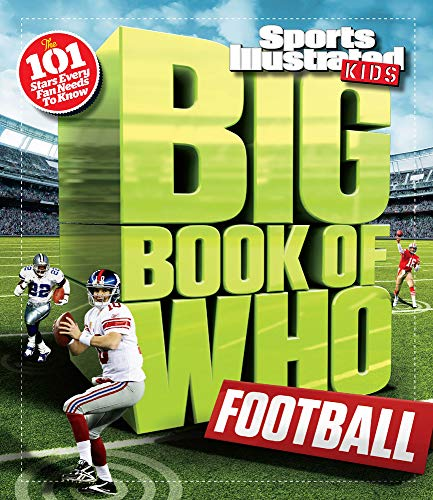 9781618930408: Big Book of WHO Football (Sports Illustrated Kids Big Books)