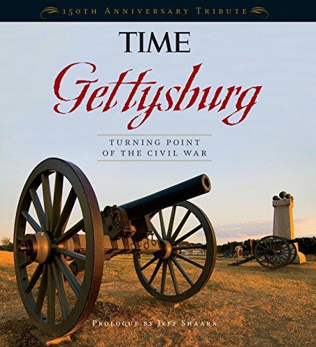9781618930538: TIME Gettysburg