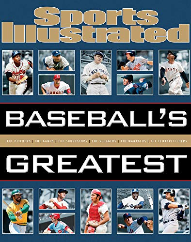 9781618930552: Sports Illustrated Baseball's Greatest
