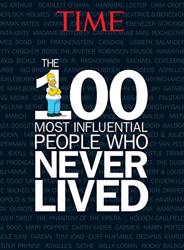 9781618930712: TIME: The 100 Most Influential People Who Never Lived