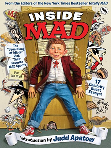 "Inside MAD: The ""Usual Gang of Idiots"" Pick Their Favorite MAD Spoofs: The Editors of MAD ..."