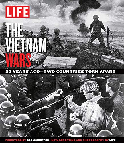 9781618931016: The Vietnam Wars: 50 Years Ago--Two Countries Torn Apart
