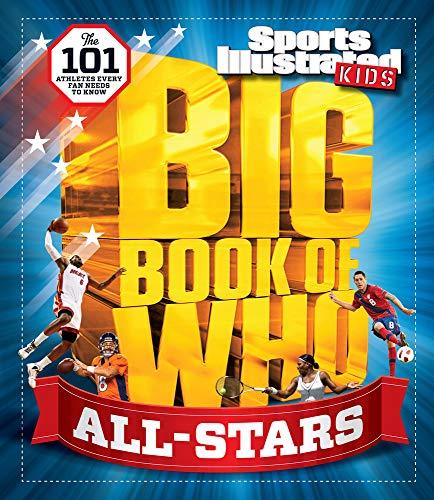 9781618931078: Big Book of WHO All-Stars (Sports Illustrated Kids Big Books)