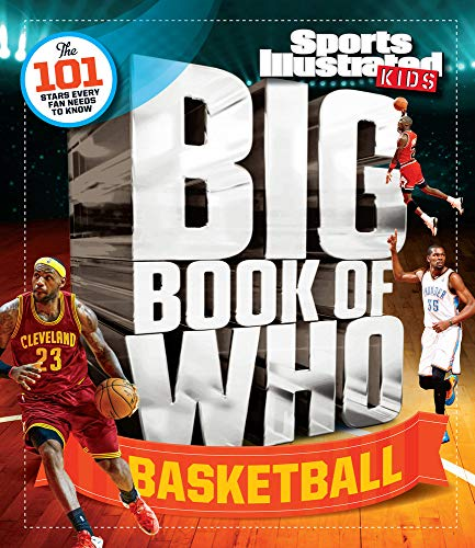 9781618931344: Big Book of WHO Basketball (Sports Illustrated Kids Big Books)