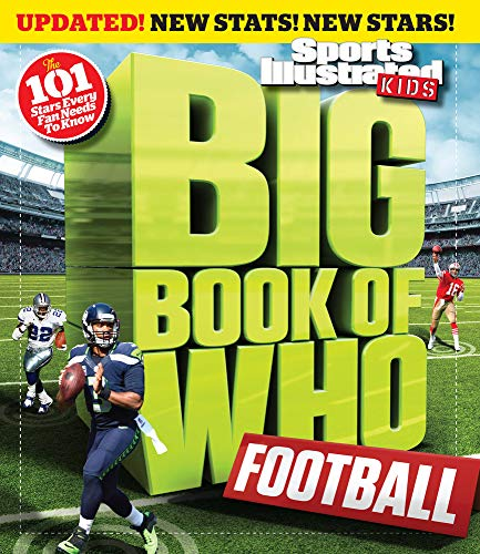 9781618931702: Big Book of WHO Football (Revised & Updated) (Sports Illustrated Kids Big Books)
