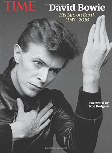 9781618931832: TIME David Bowie: His Life On Earth, 1947-2016