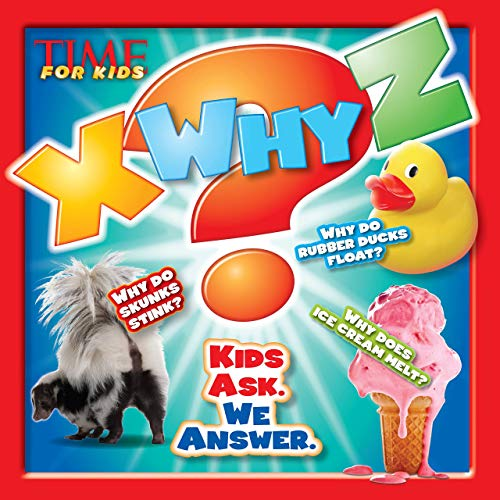 9781618933720: Time for Kids Xwhyz? Kids Ask. We Answer.