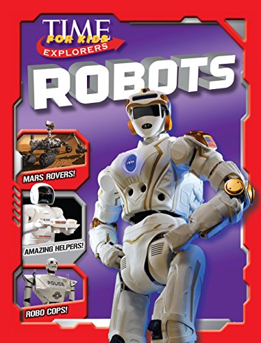 9781618933737: TIME For Kids Explorers: Robots