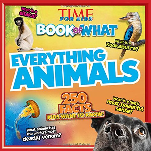 9781618933898: TIME For Kids Book of WHAT: Everything Animals