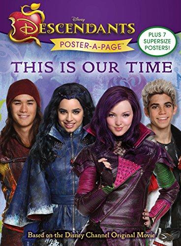 9781618934086: Disney Descendants Poster-A-Page