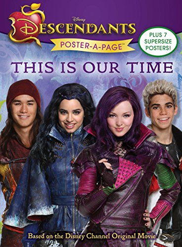 9781618934086: Descendants Poster-A-Page: This is Our Time