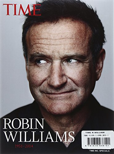 9781618938121: Time Robin Williams 1951-2014