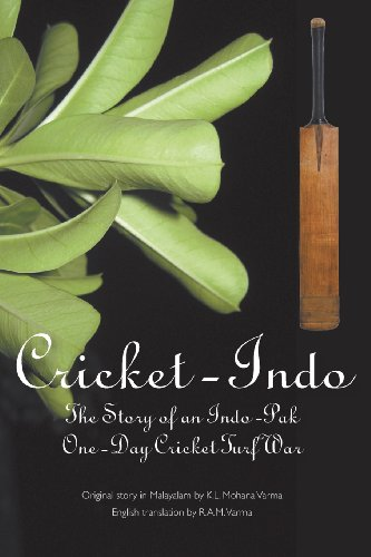 Cricket-Indo: The Story of an Indo-Pak One-Day: Varma, K. L.