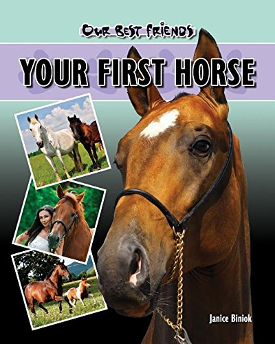 9781619000032: Your First Horse (Our Best Friends)