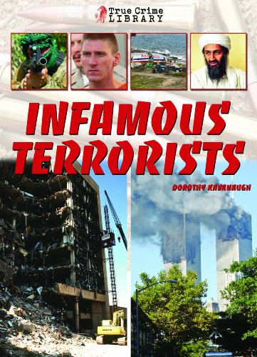 9781619000322: True Crime Library: Infamous Terrorists
