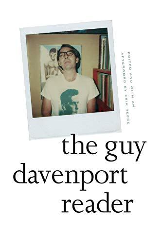 9781619021037: The Guy Davenport Reader