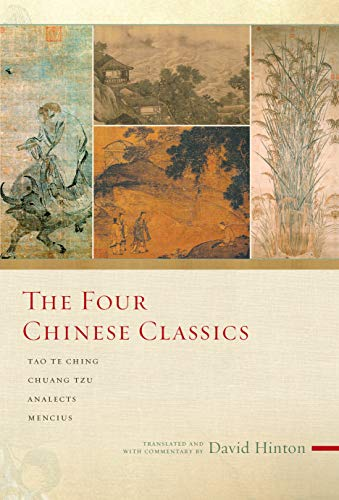 9781619022270: The Four Chinese Classics: Tao Te Ching, Analects, Chuang Tzu, Mencius