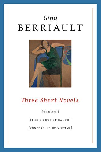 9781619022478: Three Short Novels: The Son, The Lights of Earth, and The Conference of Victims