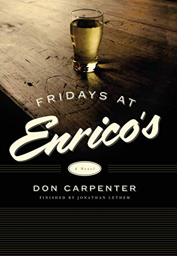 9781619023017: Fridays at Enrico's: A Novel
