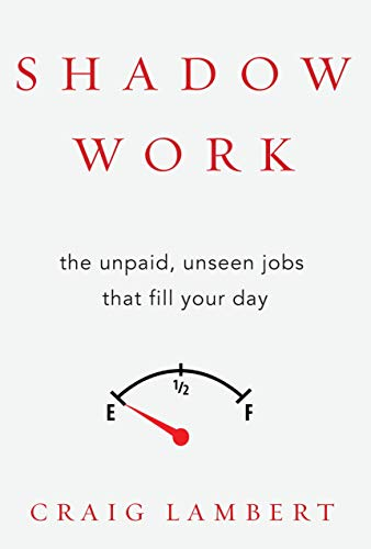 9781619025257: Shadow Work: The Unpaid, Unseen Jobs That Fill Your Day
