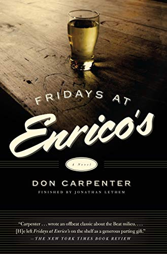 9781619025400: Fridays At Enrico's: A Novel